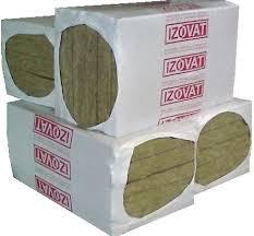 Базальтовая теплоизоляция (утеплитель) IZOVAT